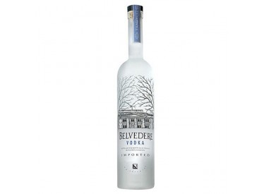 VODKA BELVEDERE 1L PARAREL