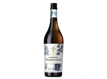 Vermouth La Quintinye Blanc
