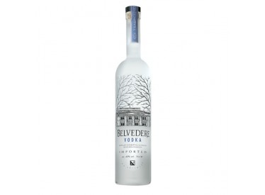 VODKA BELVEDERE IMPORTED 70CL