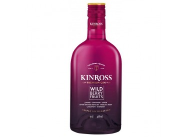 GIN KINROSS Berry Fruits