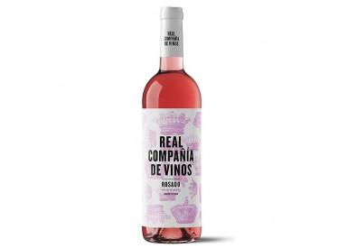 Real Compañía de Vinos Rosado 2014