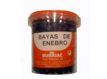 Bayas de enebro Burriac