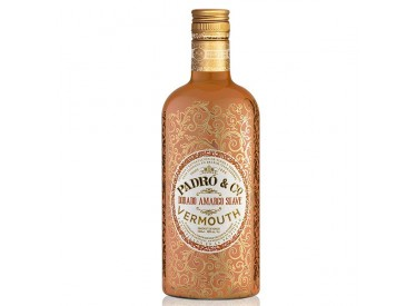 Vermut Padro & Co Dorado amargo suave