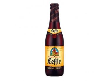 Cerveza Leffe Bruin