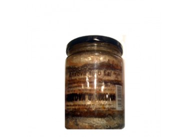 Rollitos de Anchoa con sal ganxona solés