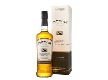 Whisky Bowmore Nº1
