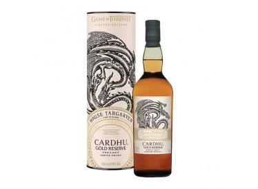 Cardhu Gold Reserve Juego de Tronos