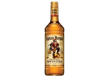RON CAPITAN MORGAN SPICED GOLD