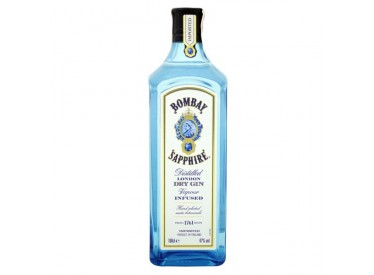 Gin Bombay Sapphire format 1 Litre